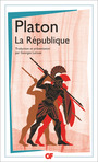 Book cover: République (La) - PLATON - 9782081386693