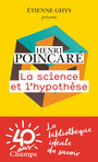 Book cover: Science et l'hypothèse (La) - Poincaré Henri - 9782081404366