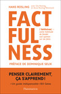 Couverture du livre Factfulness - Rosling Hans - 9782081427112