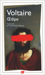 Book cover: Oedipe - VOLTAIRE - 9782081451681