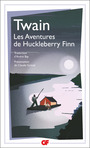 Book cover: Aventures de Huckleberry Finn (Les) - TWAIN MARK - 9782081506114