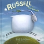 Couverture du livre Russell le mouton - SCOTTON ROB - 9782092508152