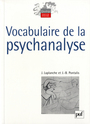 Book cover: Vocabulaire de la psychanalyse - PONTALIS JEAN-BERTRAND - 9782130560500