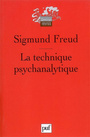 Book cover: La technique psychanalytique - FREUD SIGMUND - 9782130563143