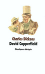 Couverture du livre David Copperfield - DICKENS CHARLES - 9782211073080