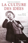 Book cover: La culture des idees - GOURMONT REMY DE - 9782221103968