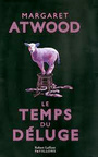 Book cover: Temps du déluge (Le) - ATWOOD MARGARET - 9782221115879