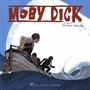 Book cover: Moby dick - MELVILLE HERMAN - 9782226150400