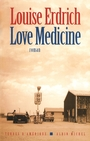 Book cover: Love medicine - ERDRICH LOUISE - 9782226188700
