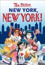 Book cover: 006-new york, new york! ver. relook.[num - Stilton Téa - 9782226285706
