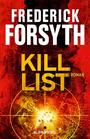 Book cover: Kill list - FORSYTH FREDERICK - 9782226317216