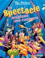 Book cover: 033-SPECTACLE MAGIQUE DES COULEURS -LE [ - Stilton Téa - 9782226447777