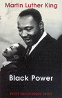 Couverture du livre Black power - KING MARTIN LUTHER - 9782228903158