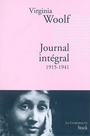 Couverture du livre Journal integral 1915-1941 - WOOLF VIRGINIA - 9782234060302