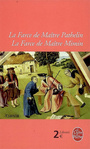 Book cover: Farce de Maître Pathelin (La) - COLLECTIF - 9782253082651