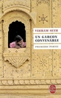 Book cover: Un garcon convenable 1 - SETH VIKRAM - 9782253143277