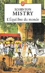 Book cover: L'equilibre du monde - MISTRY ROHINTON - 9782253150862