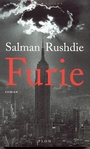 Book cover: Furie - RUSHDIE SALMAN - 9782259195164