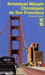 Book cover: Chroniques de san francisco t.1 - MAUPIN ARMISTEAD - 9782264029959