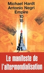 Couverture du livre Empire - HARDT MICHAEL & ANTONIO NEGRI - 9782264038777