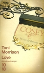 Book cover: Love - MORRISON TONI - 9782264041166