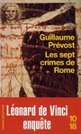 Book cover: Les sept crimes de rome - PREVOST GUILLAUME - 9782264044334