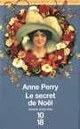 Couverture du livre Secret de Noël (Le) - PERRY ANNE - 9782264046437