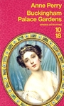 Couverture du livre Buckingham Palace gardens - PERRY ANNE - 9782264047878