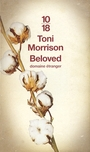 Couverture du livre Beloved - MORRISON TONI - 9782264047960