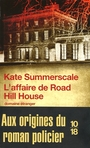 Couverture du livre Affaire de Road Hill House (L') - Summerscale Kate - 9782264048950