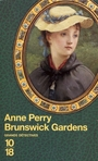 Book cover: Brunswick Gardens -Pitt 18 [num] - PERRY ANNE - 9782264057532