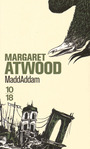 Book cover: MaddAddam - ATWOOD MARGARET - 9782264065988
