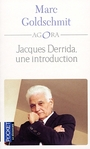 Couverture du livre Jacques derrida, une introduction - GOLDSCHMIT MARC - 9782266115742