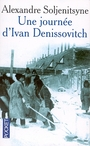 Book cover: Une journee d'ivan denissovitch - SOLJENITSYNE ALEXANDRE - 9782266122207