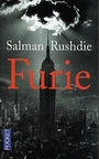 Book cover: Furie - RUSHDIE SALMAN - 9782266124379