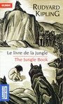 Couverture du livre Le livre de la jungle/the jungle book - KIPLING RUDYARD - 9782266158138