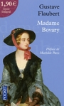 Couverture du livre Madame bovary - FLAUBERT GUSTAVE - 9782266163767