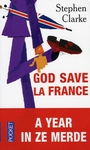 Couverture du livre God save la france - CLARKE STEPHEN - 9782266164948