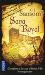 Couverture du livre Sang royal - Sarotte Georges-Michel - 9782266183017