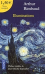 Couverture du livre Illuminations - RIMBAUD ARTHUR - 9782266192316