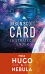 Book cover: Stratégie Ender (La) - CARD ORSON SCOTT - 9782290071823