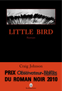 Couverture du livre Little bird - Johnson Craig - 9782351785096