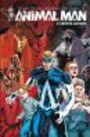 Couverture du livre Animal Man - Tome 2 - Contre-nature - Lemire Jeff - 9782365772051