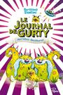 Book cover: Journal de Gurty (Le) Mes bébés dinosaures - Santini Bertrand - 9782377312726