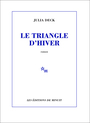 Book cover: Triangle d'hiver (Le) - Deck Julia - 9782707323996