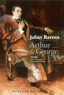 Book cover: Arthur et george - BARNES JULIAN - 9782715226128