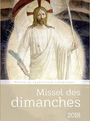 Book cover: Missel des dimanches 2018 - COLLECTIF - 9782728924394