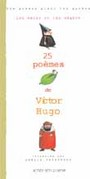 Book cover: 25 poemes de victor hugo - LEFEVRE THIERRY - 9782742737505
