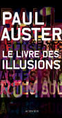 Book cover: Le livre des illusions - AUSTER PAUL - 9782742738076