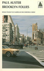 Couverture du livre Brooklyn follies - AUSTER PAUL - 9782742765317